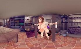 VR 360 Video Anime Ryza atelier Ryza